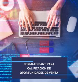 CRM-Formato BANT para calificación de oportunidades de venta